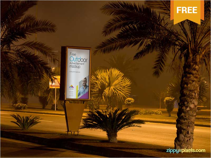 Free-Realistic-Outdoor-Billboard-Mockup
