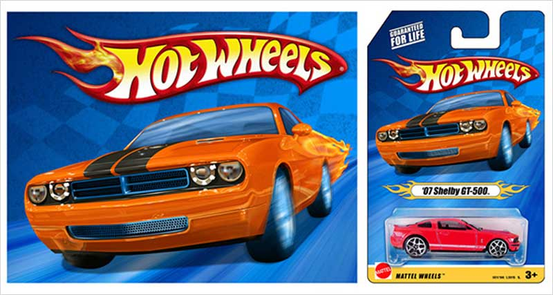 Hot-Wheels-Package-Design