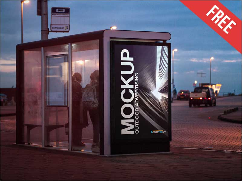 Outdoor-Advertising-–-2-Free-PSD-Mockups