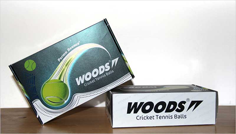 Tennis-Packaging