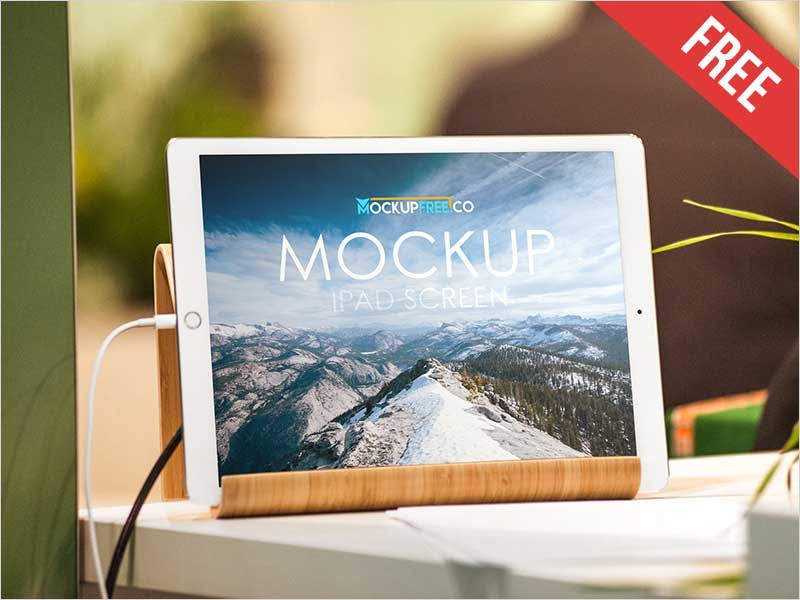 iPad-Screen-Free-PSD-Mockup