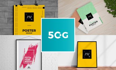 50-Newest-Best-Free-Poster-MockUps-of-2018