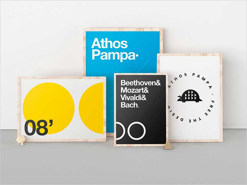 Free-Poster-Exhibition-Mockup