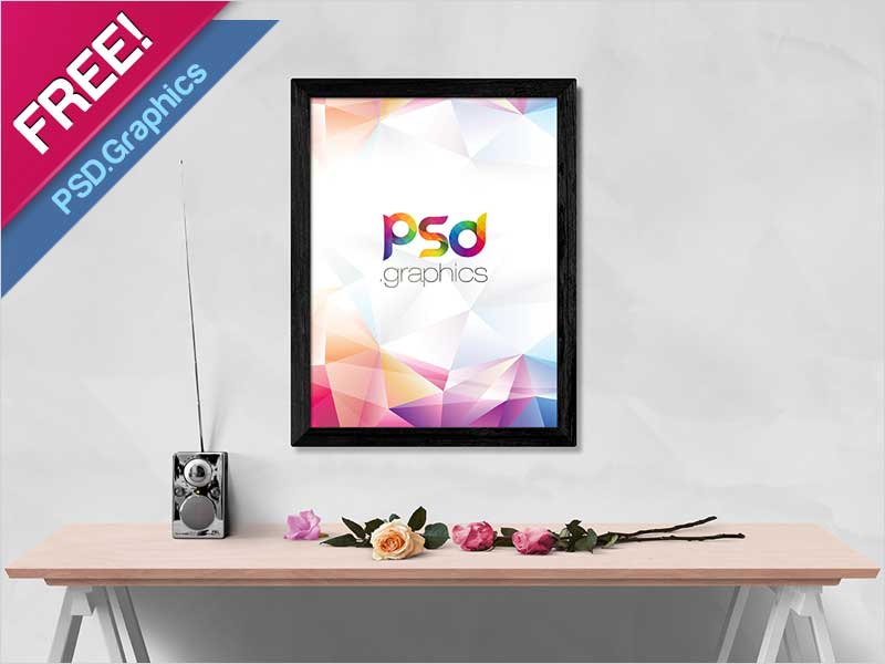 Wall-Photo-Frame-Mockup-PSD
