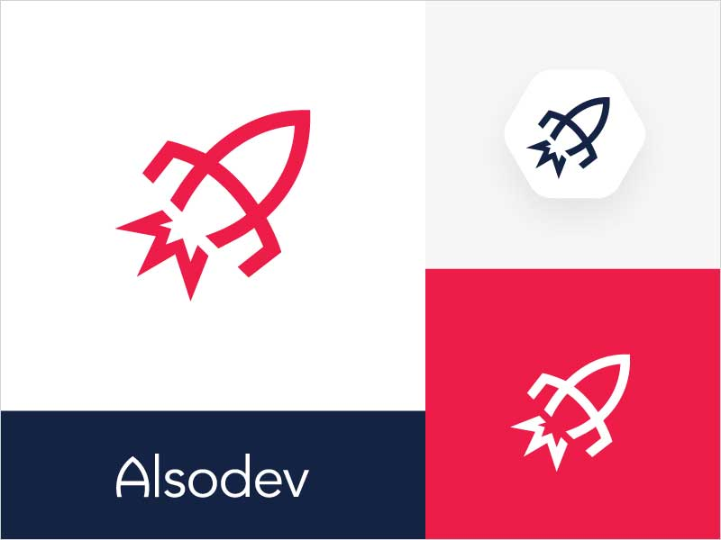 Alsodev-Logo-&-Wordmark-Design