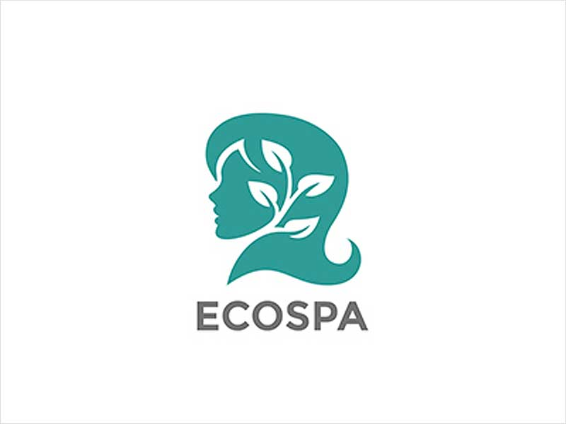 Eco-SPA-Cosmetics-Beauty-Logo-woman