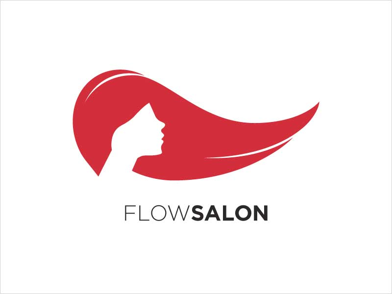 Flow-Salon-Branding
