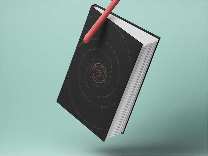 Free-Gravity-Psd-Book-Mockup-Hardcover
