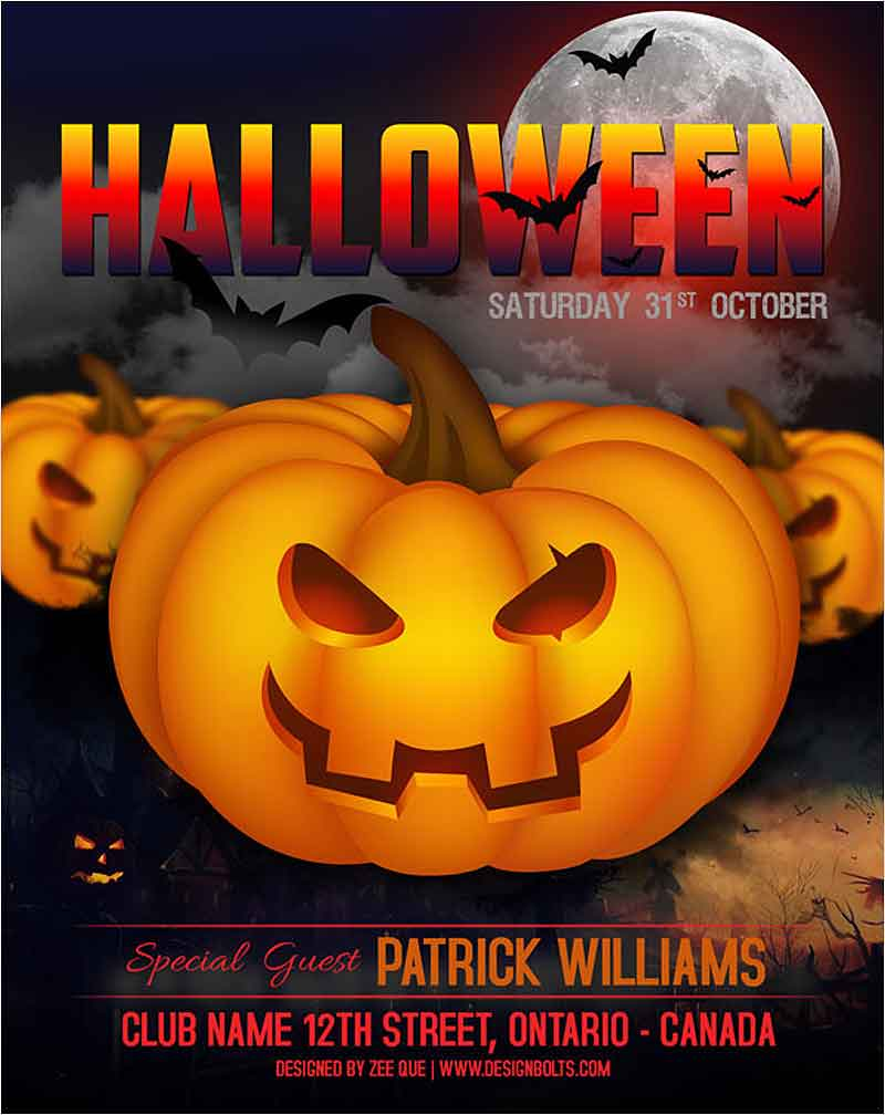 Free-PSD-Halloween-Party-Poster-2018