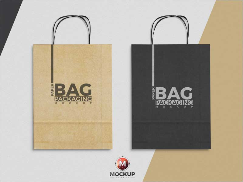 Free-Paper-Bag-Mockup-To-Showcase-Packaging-Designs