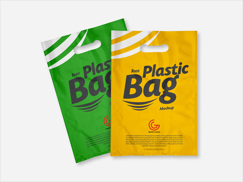 Free-Plastic-Shopping-Bag-Mockup