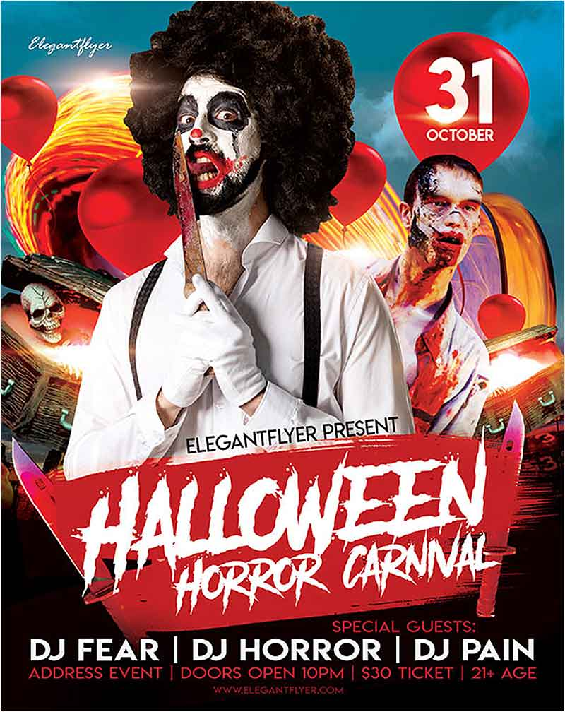 Halloween-Horror-Carnival-Flyer-Template-PSD