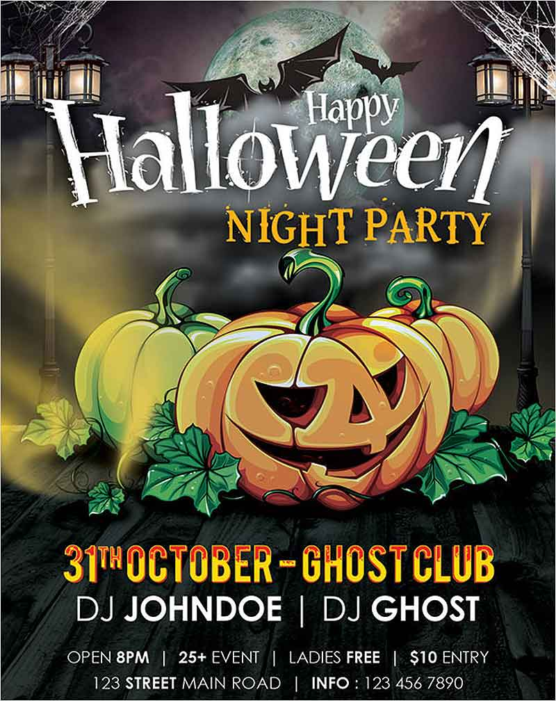 Halloween-Night-Party-Flyer-Template-Free-PSD