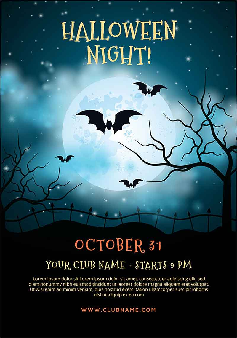 Halloween-Poster-Night-Sky