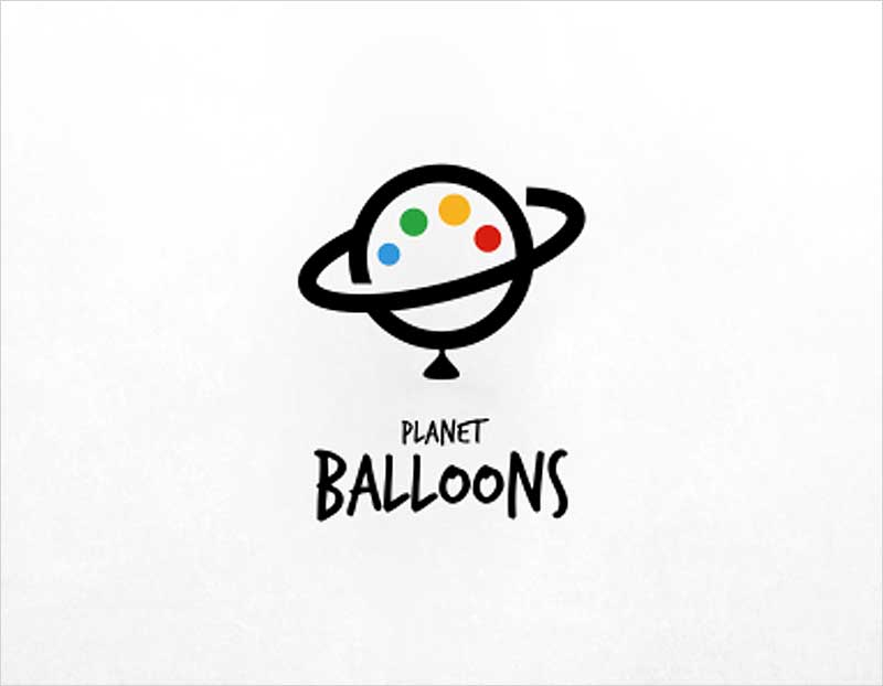Planet-Balloons