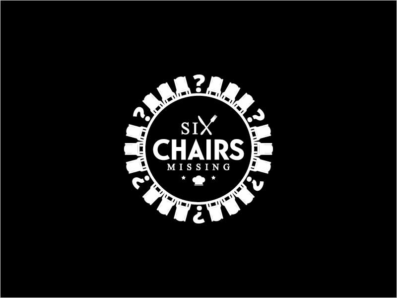 Six-Chairs-Missing-Logo-Design