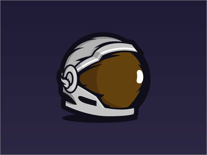 Space-helmet
