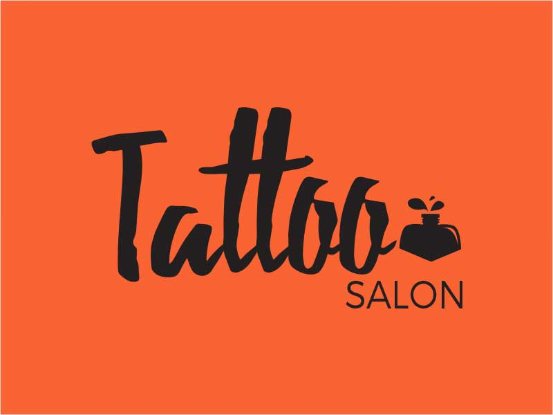 Tattoo-salon-logo