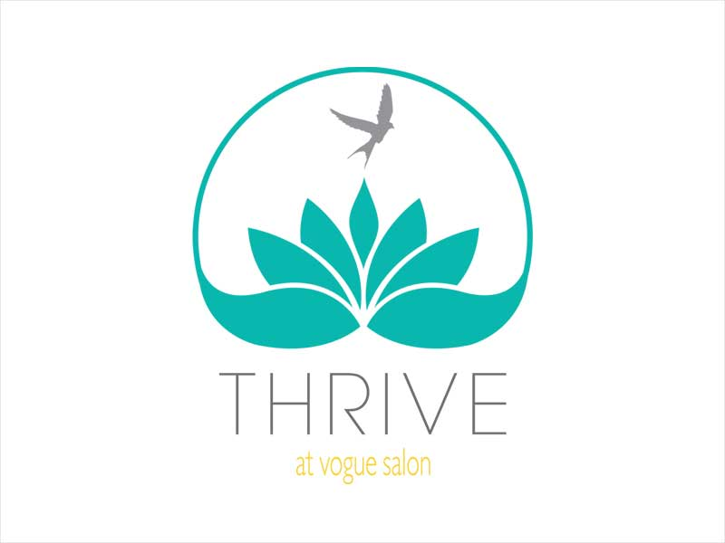 Thrive-At-Vogue-Salon-Logo