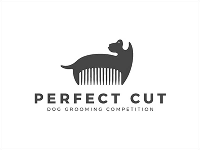 Unused-Perfect-Cut-Logo