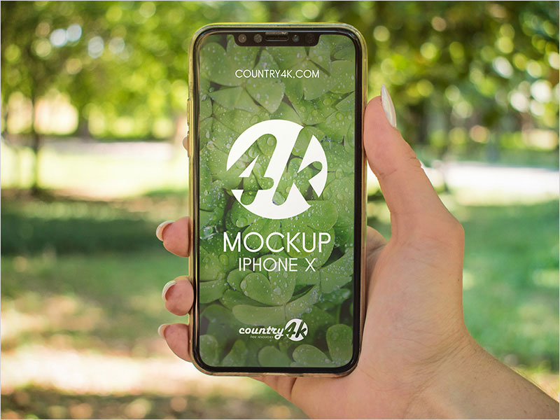 2-Free-iPhone-X-PSD-MockUps-in-4k