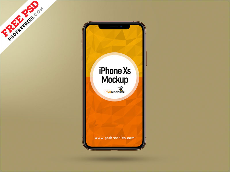 Apple-iPhone-Xs-Mockup-PSD