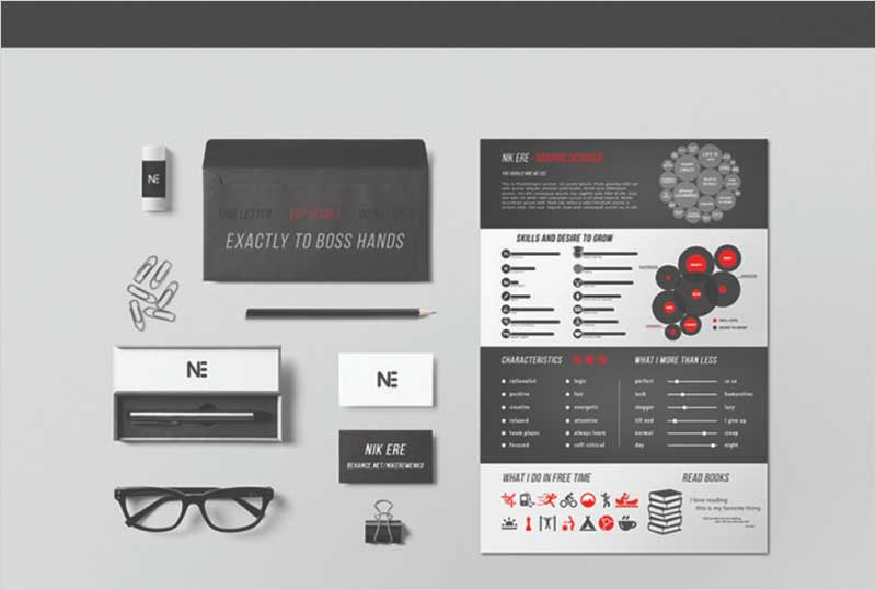 Free-Resume-Template-by-Nik-Ere
