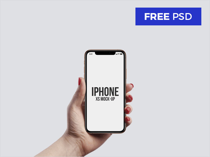 Freebie-iPhone-XS-in-Hand-Mockups