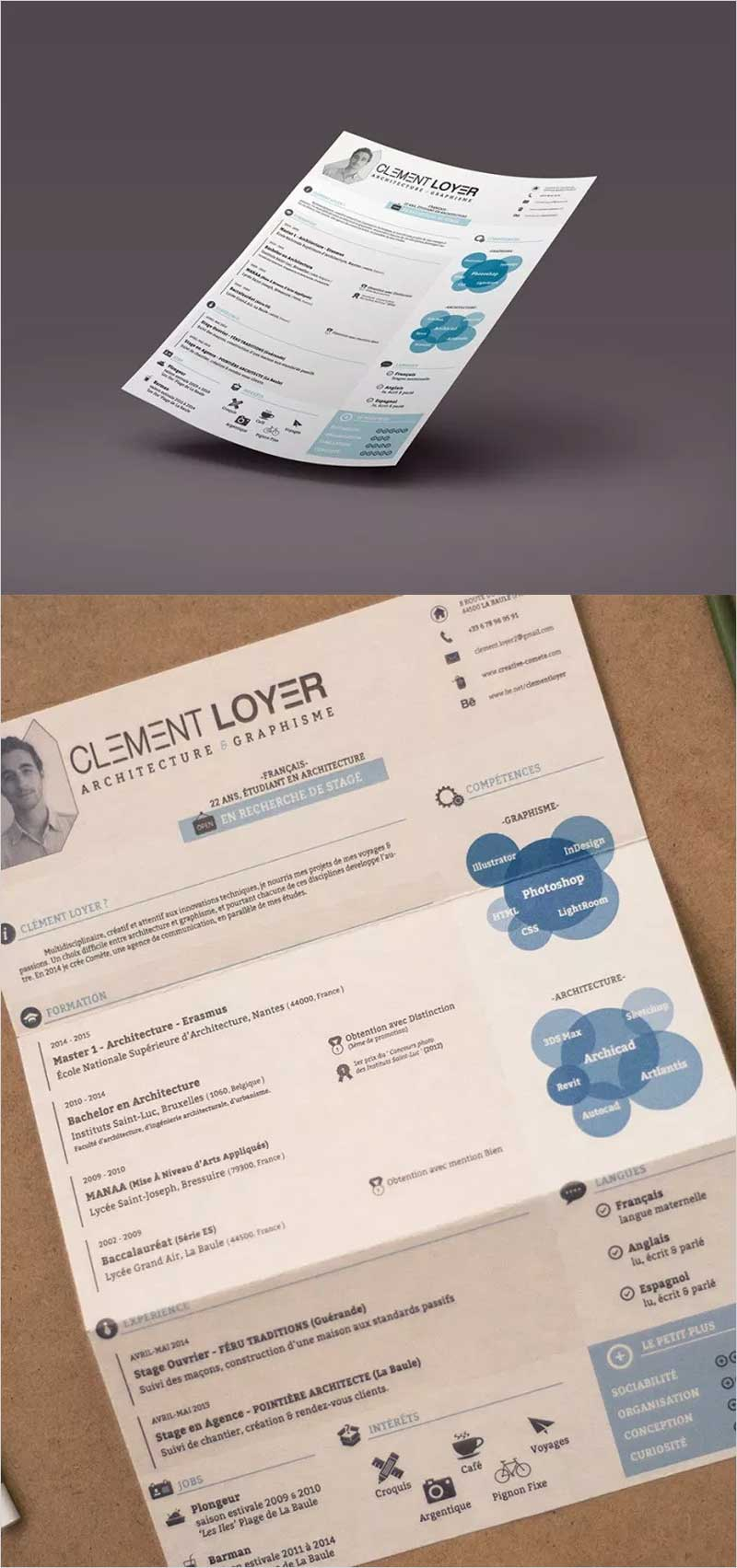 Graphic-Blue-–-Free-Resume-Template