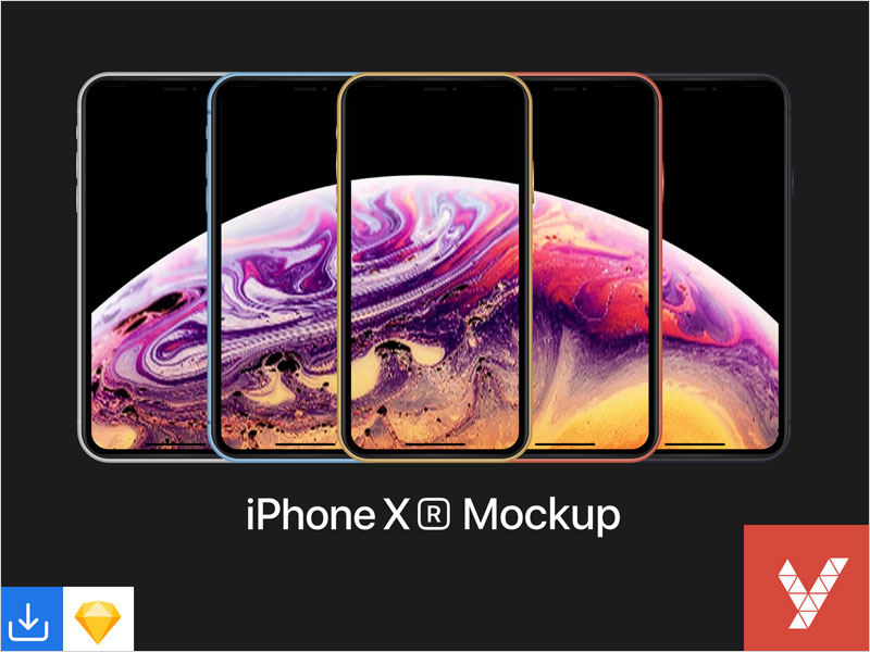 iPhone-XR-Mockup-Free