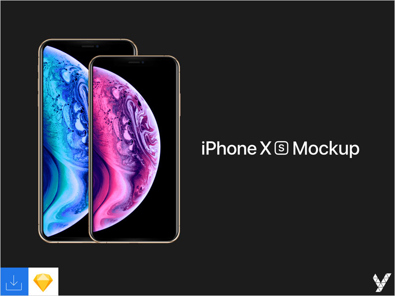 iPhone-XS-and-Max-Mockup