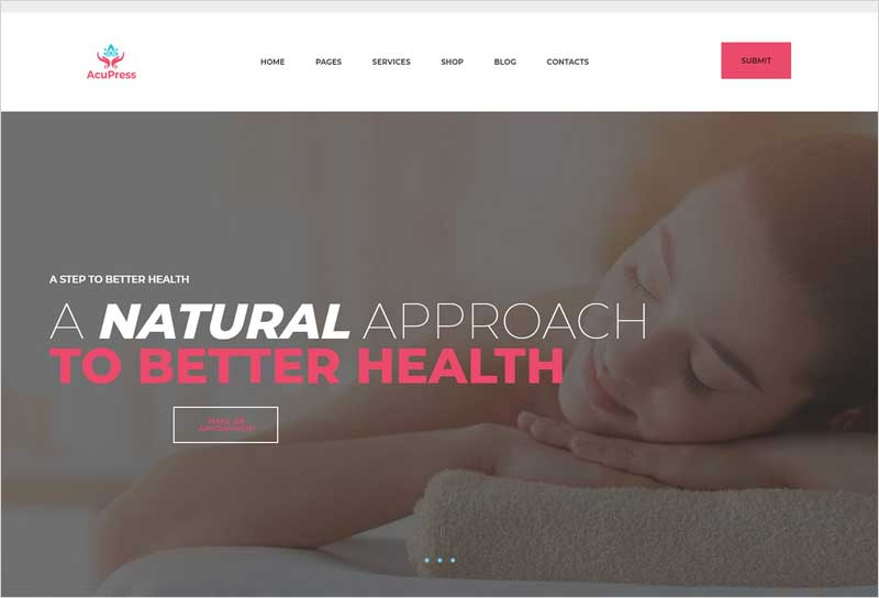 AcuPress---Holistic-WordPress-Theme