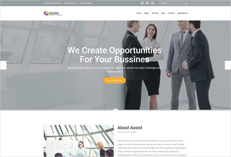 Assist---Corporate-WordPress-Theme