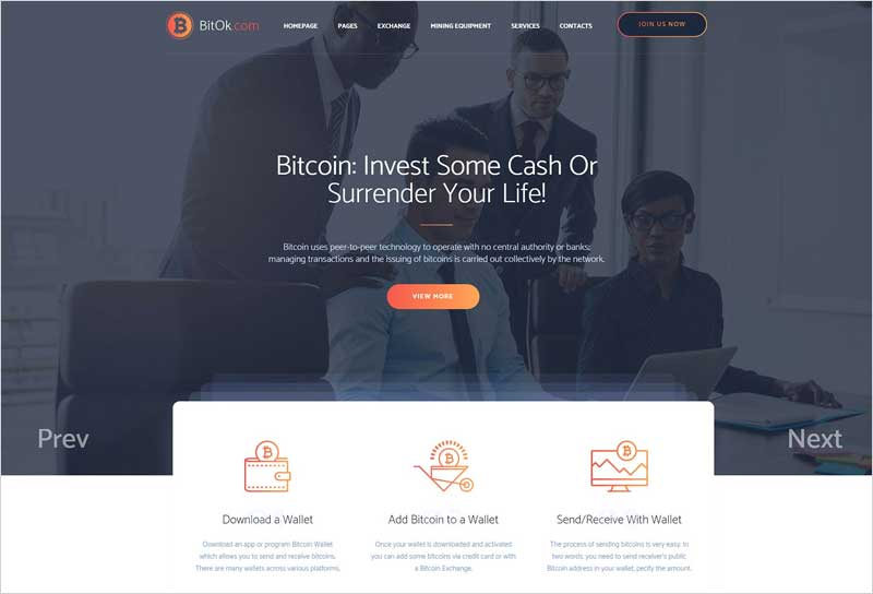 BitOK-–-Bitcoin-WordPress-Theme