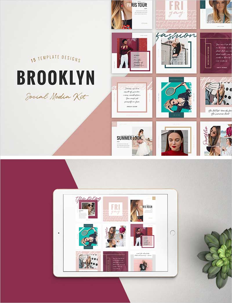Brooklyn-Instagram-Templates