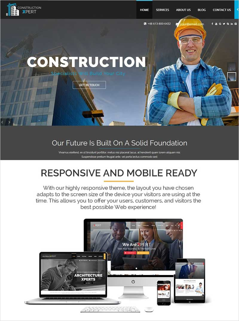 ConstructionXpert---WordPress-Theme