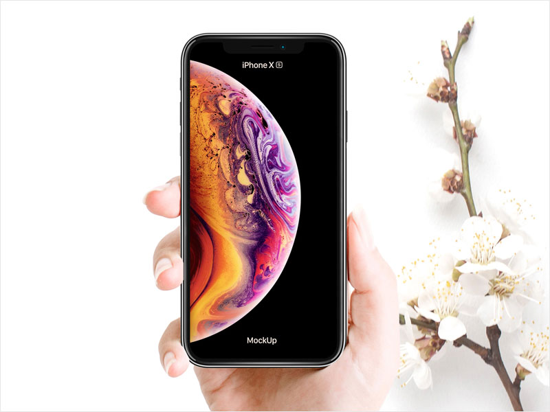 Free-Hand-Holding-iPhone-XS-Mockup