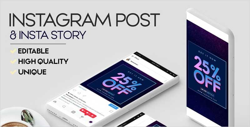 Free-Instagram-Banner-&-Story-Template-PSD