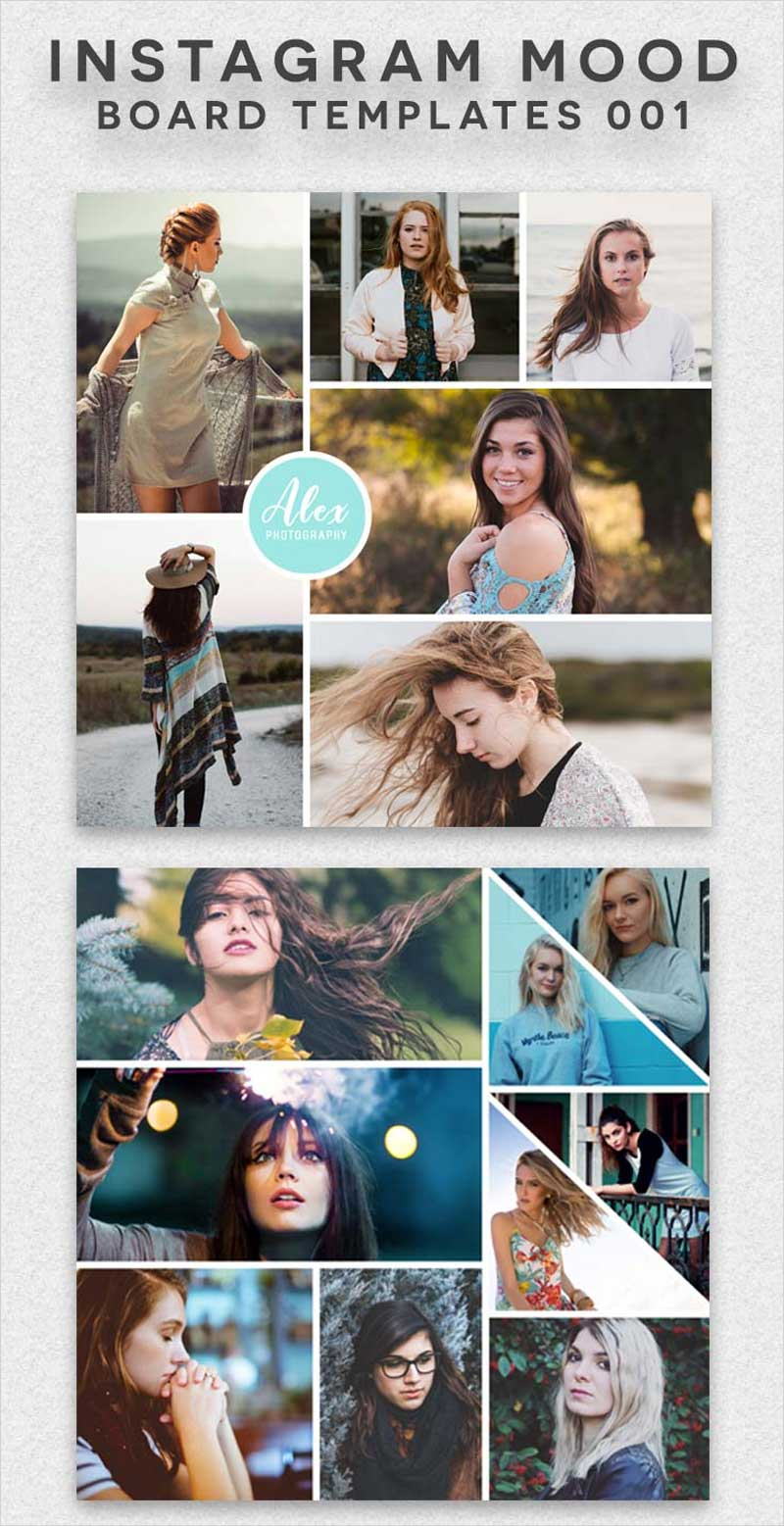 Free-Instagram-Mood-Board-Template