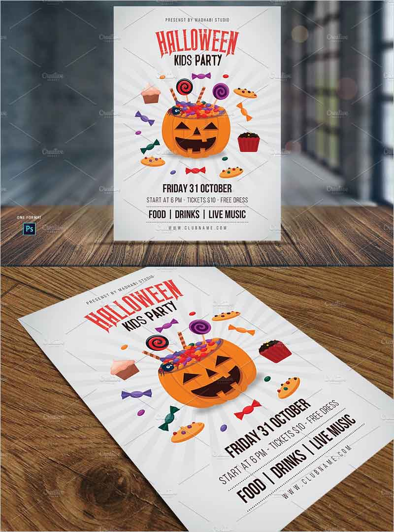 Halloween-Kids-Party-Flyer-Template