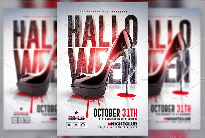 Halloween-Party-Flyer-Psd