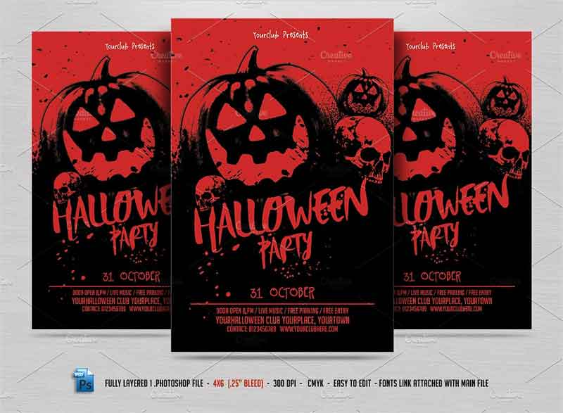 Halloween-Party-Flyer2