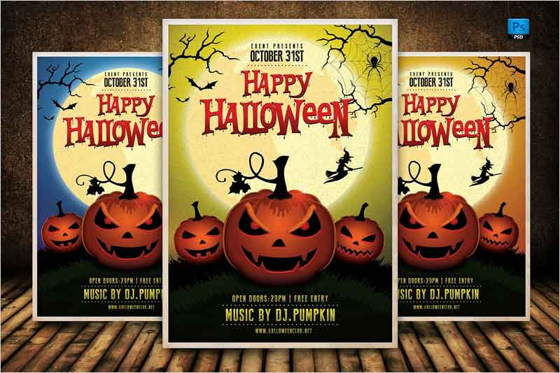 Happy-Halloween-Flyer-Template