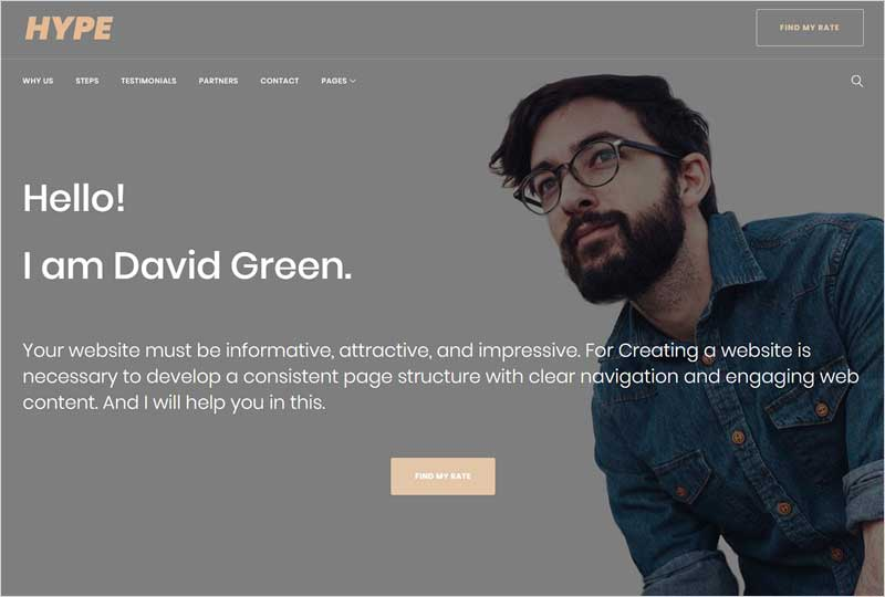 Hype---Freelancer-WordPress-Theme