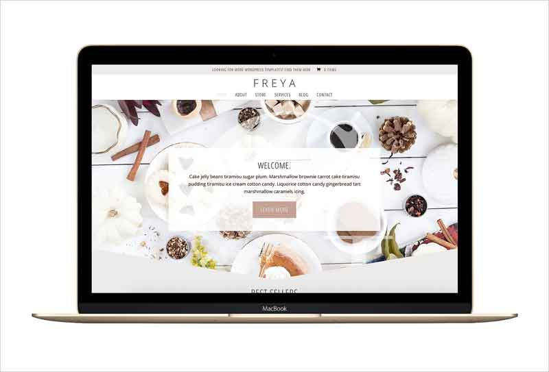 The-Freya-Divi-Child-Wordpress-Theme
