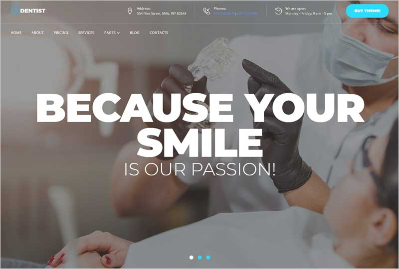 TheDentist---Dental-WordPress-Theme