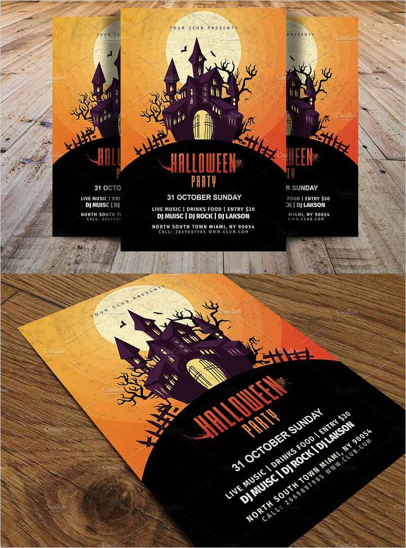 Vintage-Halloween-Party-Flyer1