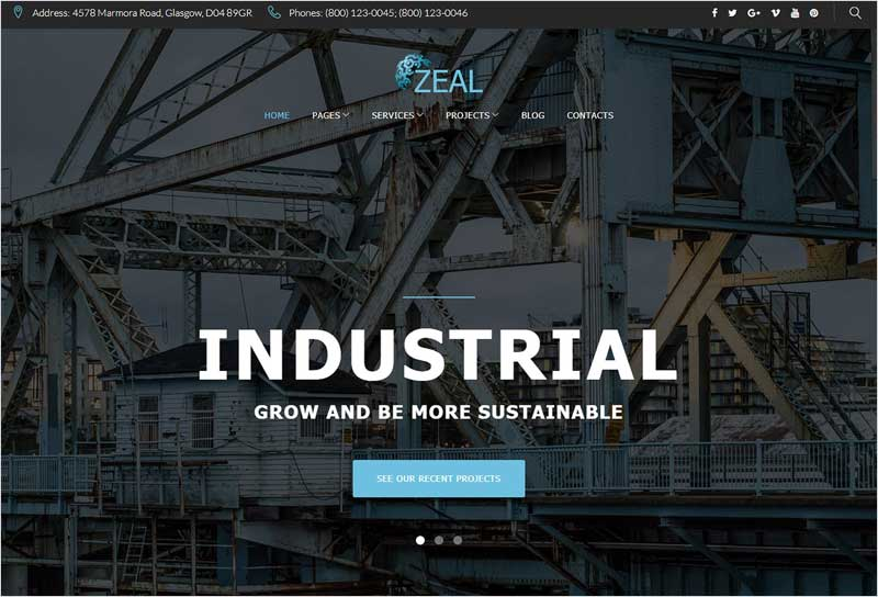 Zeal---Industrial-WordPress-Theme