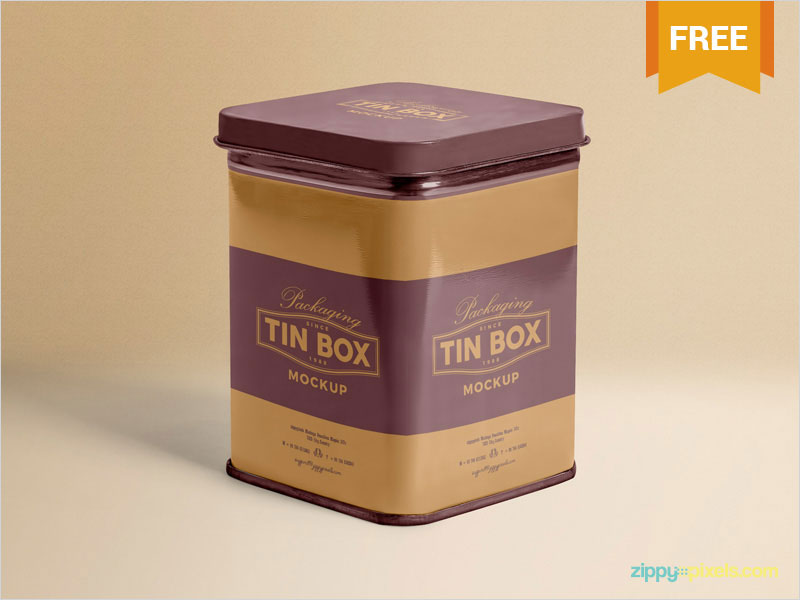 Free-Metallic-Box-Packaging-Mockup