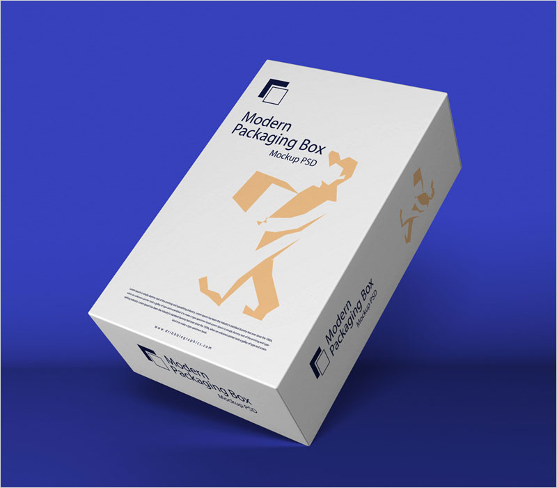 Free-Modern-Packaging-Box-Mockup-Psd